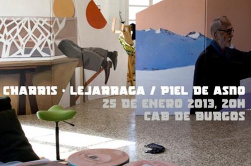EXPO PIEL DE ASNO - CHARRIS LEJARRAGA - CAB BURGOS