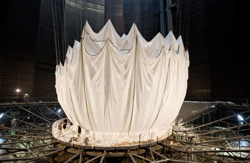 CHRISTO -  The Big Air Package 02