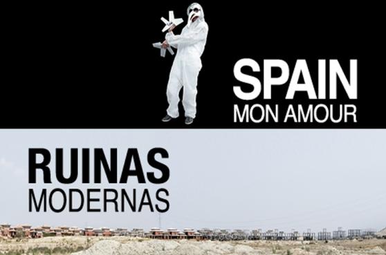 exposición spain mon amour y ruinas modernas - museo ico