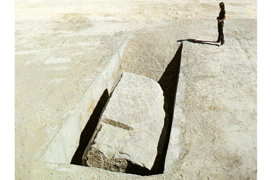MICHAEL HEIZER - Displaced_ Replaced Mass  02