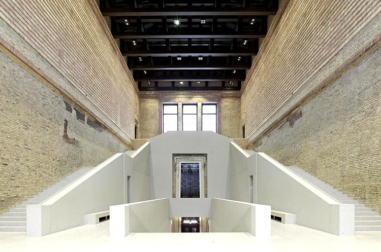 Premio piranesi prix de rome para david chipperfield for Chipperfield arquitecto