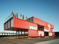 PUMA CITY - LOT-EK ARQUITECTOS