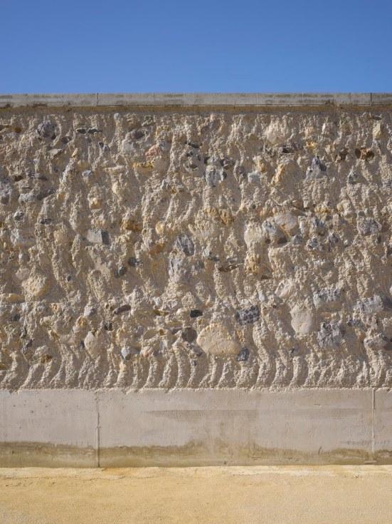 SO: Mauer, Ausschnitt