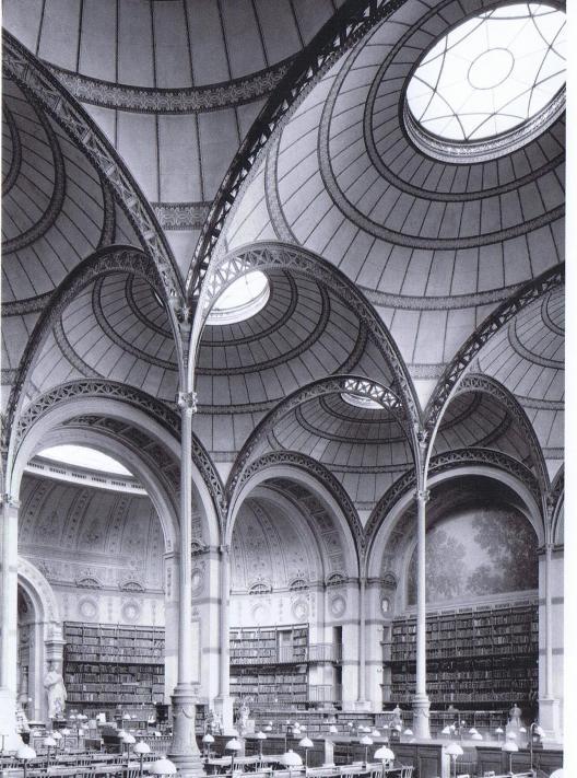 HENRI LABROUSTE - Bibliothèque nationale 01