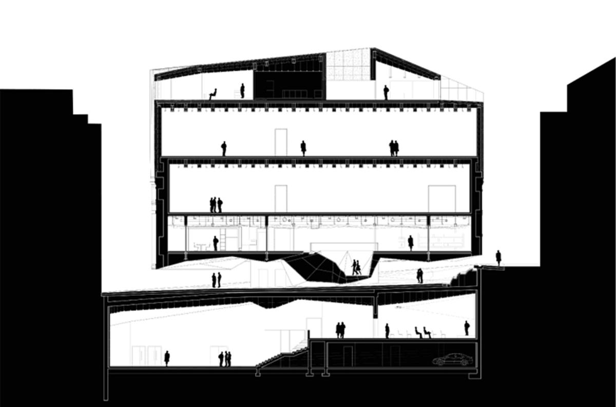 Secci 243 N Suspensi 243 N Caj 243 N De Sastre De Arquitecto