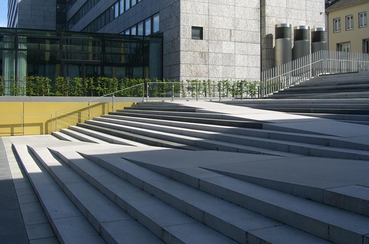 detalle escalera rampa ii caj n de sastre de arquitecto