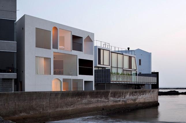 Yasutaka Yoshimura Architects - nowhere but sajima