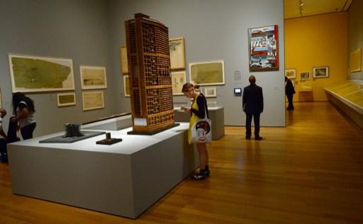 US-ART-ARCHITECTURE-MUSEUM-MOMA-LE CORBUSIER
