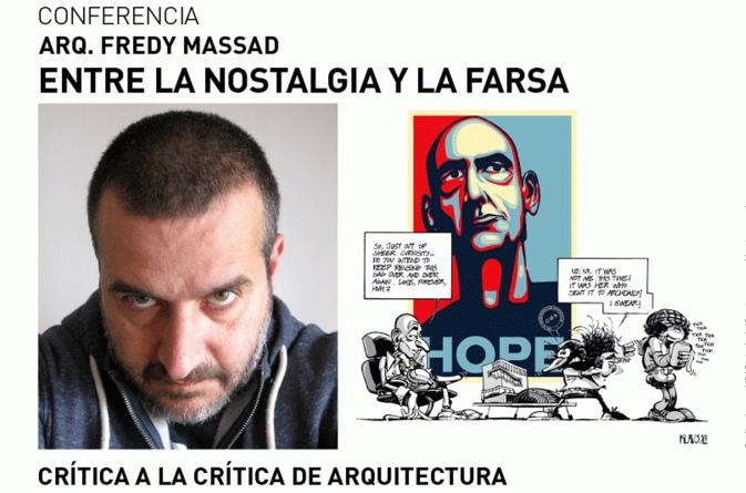CONFERENCIA FREDY MASSAD