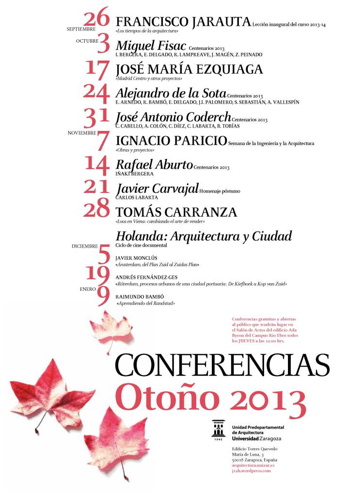 Conferencias_Otono_2013