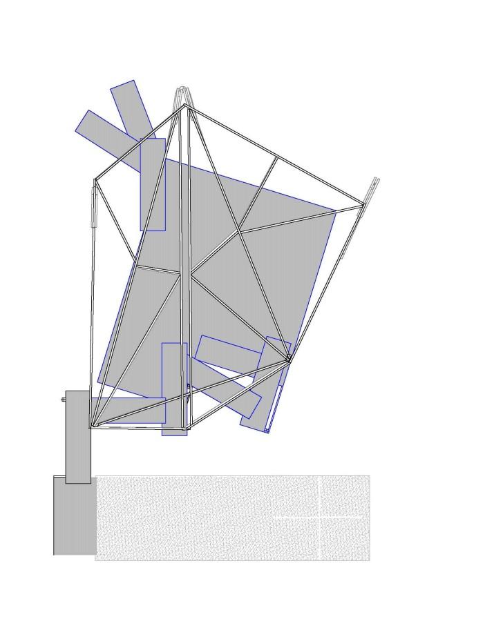 planta techo plaza de las artes