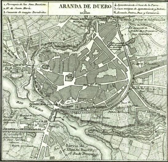 Mapa_de_Aranda_de_Duero_(1868),_por_Francisco_Coello