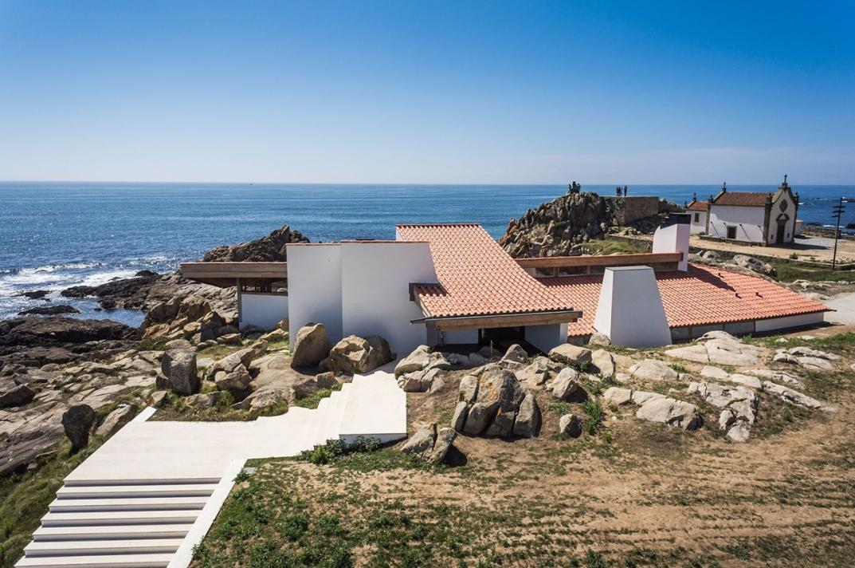 Casa de chá - Alvaro Siza