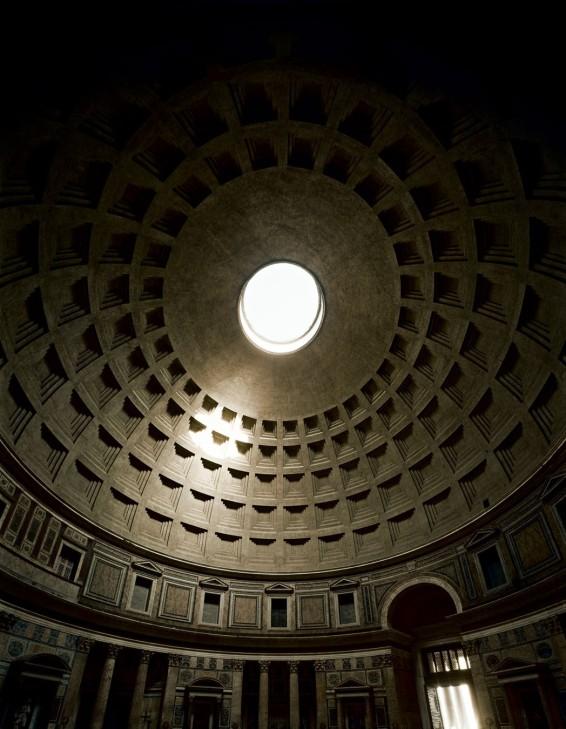 Panteon, Roma. Fotografía Jordi Bernadó