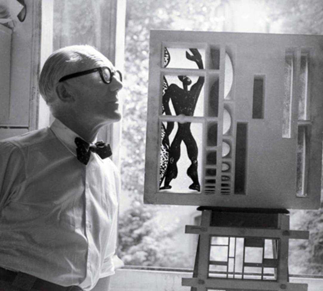 exposici n le corbusier medidas humanas caj n de sastre de arquitecto. Black Bedroom Furniture Sets. Home Design Ideas