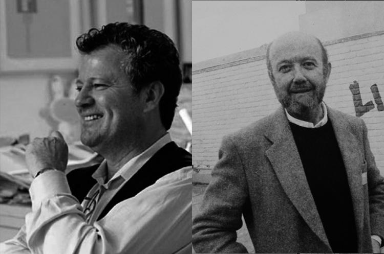 Carlos Jiménez, Paredes Pedrosa, Frederik Cooper y Rafael Moneo en Casa de América