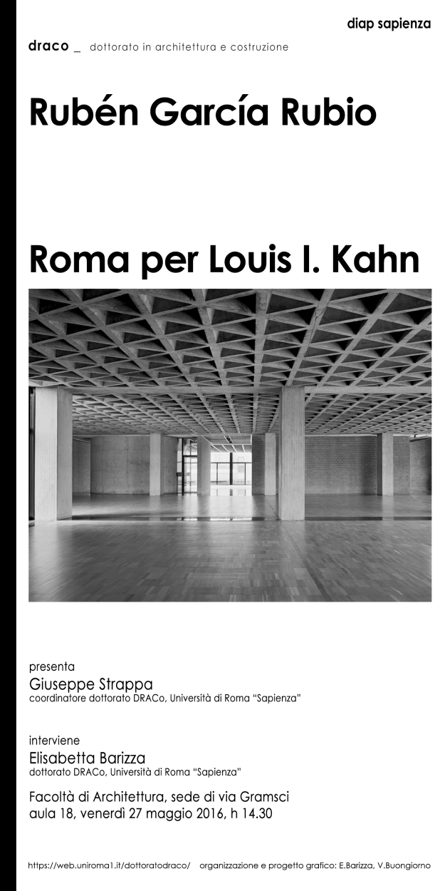 CajondeArquitecto_conferencia ruben garcia_kahn roma 2